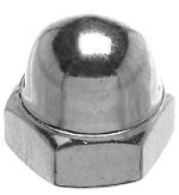Гайка колпачковая М14 DIN 1587 PROFкрепеж 1 шт в Орехово-Зуево СтройДвор на Карболите
