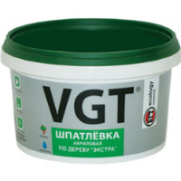 Шпатлевка по дереву Экстра ДУБ ВГТ 0,3 кг в Орехово-Зуево СтройДвор на Карболите