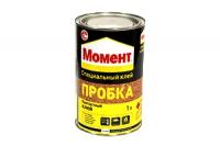 МОМЕНТ Клей Пробка 1 л в Орехово-Зуево СтройДвор на Карболите