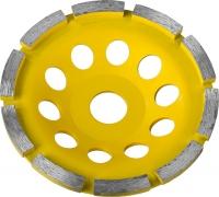 Чашка алмазная сегментная 95 х 20 мм(желтый) в Орехово-Зуево СтройДвор на Карболите