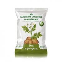 Удобрение минеральное тукосмесь Картофель 1 кг ФАСКО в Орехово-Зуево СтройДвор на Карболите