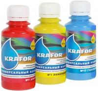 KRAFOR №24 Колер Зеленый 100 мл в Орехово-Зуево СтройДвор на Карболите