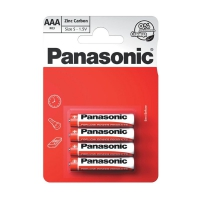 Элемент питания Panasonic AAA R03 в Орехово-Зуево СтройДвор на Карболите