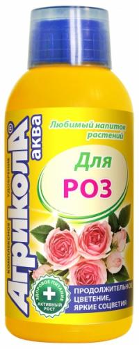 Удобрение для роз 250 мл Агрикола в Орехово-Зуево СтройДвор на Карболите