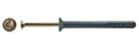 Дюбель-гвоздь 10х100 потайной борт в Орехово-Зуево СтройДвор на Карболите