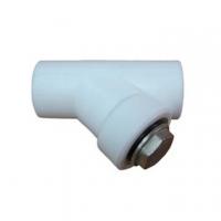 Обратный клапан полипропиленовый фитинг косой 20 Vtp716 в Орехово-Зуево СтройДвор на Карболите