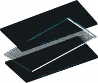 Стекло запасное для щитка сварщика 12240 (110 х 90 мм) в Орехово-Зуево СтройДвор на Карболите