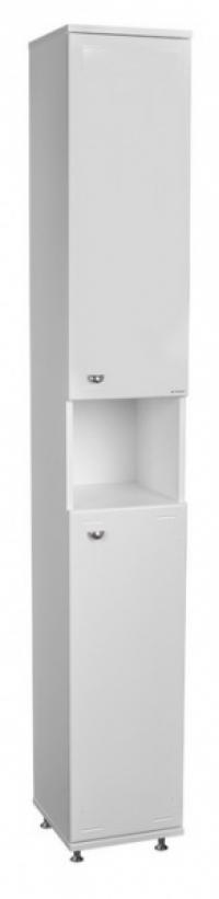 Шкафчик в ванную вертикальный напольный Классик 30 без ящика лев/прав. DA 1007/1008 P в Орехово-Зуево СтройДвор на Карболите