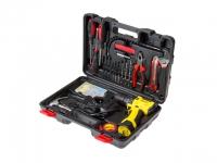Дрель шуруповерт с набором инструмента MOLOT MBD 1213 DLiSET в чемодане в Орехово-Зуево СтройДвор на Карболите
