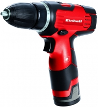 Дрель EINHELL TH-CD 12-2 Li 12B 1,3 Ач кейс в Орехово-Зуево СтройДвор на Карболите