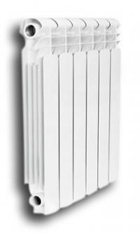 Радиатор биметаллический Ecoflow 80 Bm 500/6 секций в Орехово-Зуево СтройДвор на Карболите