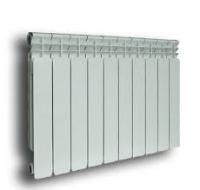 Радиатор отопления алюминиевый Ecoflow 500/10 секций в Орехово-Зуево СтройДвор на Карболите