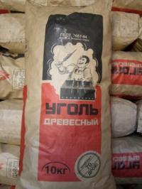 Уголь древесный 10 кг в Орехово-Зуево СтройДвор на Карболите
