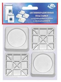 Подставки антивибрационные для стиральных машин и холодильников Мультидом в Орехово-Зуево СтройДвор на Карболите