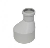 Переход внутренней канализации пластиковый серый 110 х 50 серая в Орехово-Зуево СтройДвор на Карболите