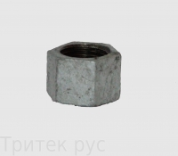 Заглушка d=50 вн оцинк. в Орехово-Зуево СтройДвор на Карболите
