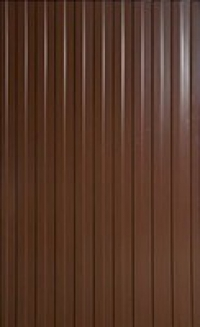 Профнастил С-8 2,0 х 1,20 м (RAL-8017 коричневый) в Орехово-Зуево СтройДвор на Карболите