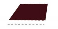 Профлист для забора С-21 2,0 х 1,05 м (RAL-3005 вишневый) в Орехово-Зуево СтройДвор на Карболите