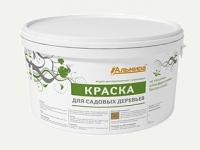 Краска для садовых деревьев 3 кг АЛЬМИРА в Орехово-Зуево СтройДвор на Карболите