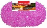 Коврик для ванной Гавайи 39х69 см ПВХ MasterHouse в Орехово-Зуево СтройДвор на Карболите