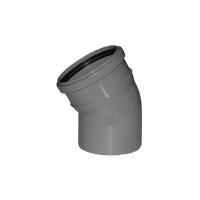 Отвод канализационный 50 х 30* серая в Орехово-Зуево СтройДвор на Карболите