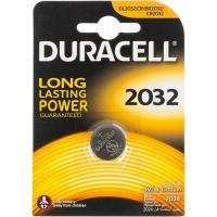 Элемент питания Duracell CR2032 1 шт в Орехово-Зуево СтройДвор на Карболите