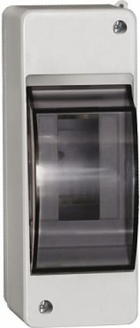 Бокс КМПн 1-2 мод. навесной с крышкой белый LX40002-PWHD в Орехово-Зуево СтройДвор на Карболите