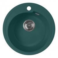 Мойка для кухни AquaGranitEx М-45 450 х 295 х 180 (круглая искусственный мрамор) в Орехово-Зуево СтройДвор на Карболите