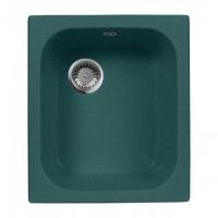 Мойка для кухни AquaGranitEx М-17 430 х 500/355 х 420/200 (искусственный мрамор прямоугольная) в Орехово-Зуево СтройДвор на Карболите