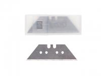 Лезвия сменные трапециевидные для ножей 10 шт ST0920-10 в Орехово-Зуево СтройДвор на Карболите