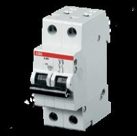 ABB автоматический выкл. SH202L 2P 50А 4,5кА х-ка С в Орехово-Зуево СтройДвор на Карболите