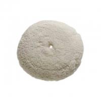Насадка полиров.под липучку 125 мм короткая плет.шерстянная нить в Орехово-Зуево СтройДвор на Карболите