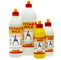 Водостойкий, прозрачный, универсальный клей TYTAN Wild 0,5 л в Орехово-Зуево СтройДвор на Карболите