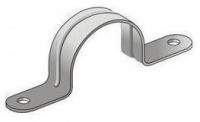 Скоба для кабеля металлическая 2-лапковая 21-22 мм в Орехово-Зуево СтройДвор на Карболите