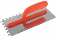 Гладилка стальная 280 х 130 мм пластиковая ручка в Орехово-Зуево СтройДвор на Карболите