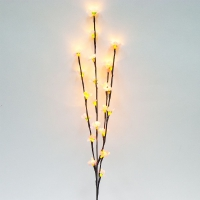 Ветка декоративная светодиодная  Feron LD207B 80 см в ассортименте в Орехово-Зуево СтройДвор на Карболите