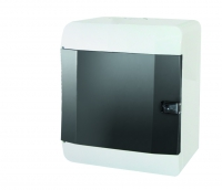 Бокс настенный для автоматов 4 модуля IP41 в Орехово-Зуево СтройДвор на Карболите