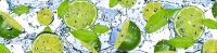 Фартук ХДФ Элит Лайм 3 х 610 х 2440 мм в Орехово-Зуево СтройДвор на Карболите