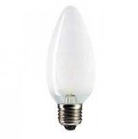 Лампа накаливания MIC Camelion 40/B/FR/E27 матовая свеча в Орехово-Зуево СтройДвор на Карболите