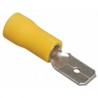 Клемма плоская изолированная гн+шт 7,4 мм + 6,3 мм 0,5-1,5 мм в Орехово-Зуево СтройДвор на Карболите