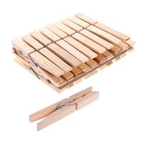 Прищепки бельевые деревянные 20 шт в Орехово-Зуево СтройДвор на Карболите