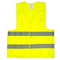 Жилет автомобилиста сигнальный XL желтый усиленный в Орехово-Зуево СтройДвор на Карболите