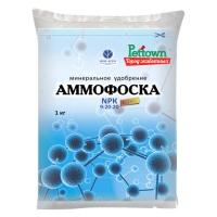 Удобрение для культур, чувствительных к хлору Аммофоска 1 кг в Орехово-Зуево СтройДвор на Карболите