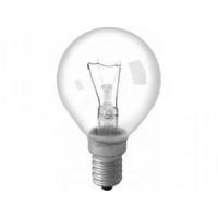 Лампа накаливания MIC Camelion 40/D/CL/E14 прозрачная сфера в Орехово-Зуево СтройДвор на Карболите