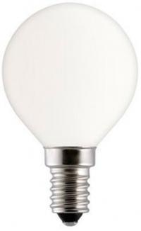 Лампа накаливания MIC Camelion 60/D/FR/E14 с матовой колбой, сфера в Орехово-Зуево СтройДвор на Карболите