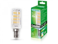 Лампа светодиодная Camelion LED4-S105/845/E14 в Орехово-Зуево СтройДвор на Карболите
