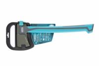 Топор универсальный, кованый 800гр. ,тефлоновое покрытие, 2-х компонентное пластиковое топорище 450мм GROSS 21452 в Орехово-Зуево СтройДвор на Карболите
