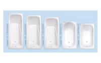 Ванна акриловая Стандарт 1500 х 700 мм (с установ. комплектом) в Орехово-Зуево СтройДвор на Карболите