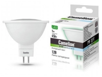 Лампа св/д Camelion LED5-MR16/845/GU5.3 в Орехово-Зуево СтройДвор на Карболите