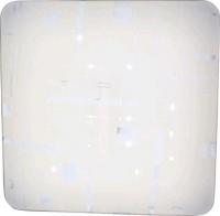 Квадратный накладной светильник св/д декоративный 30W(2100lm) 6000K 6K Роса d365x365х85мм IP22 СЛЛ 017 в Орехово-Зуево СтройДвор на Карболите